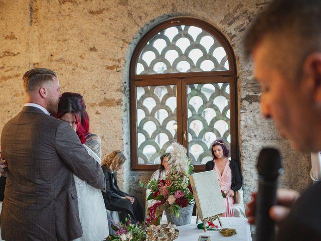 Il matrimonio di Gregory e Nadine a Luino, Varese 53