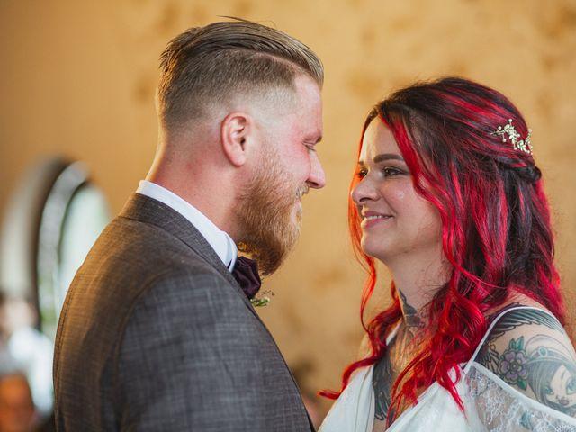 Il matrimonio di Gregory e Nadine a Luino, Varese 54