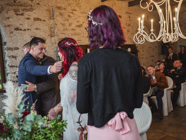 Il matrimonio di Gregory e Nadine a Luino, Varese 63