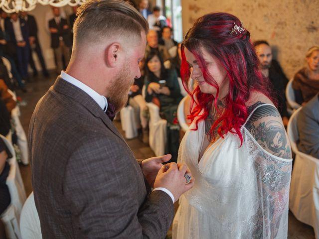 Il matrimonio di Gregory e Nadine a Luino, Varese 65