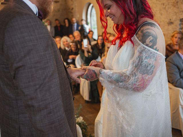 Il matrimonio di Gregory e Nadine a Luino, Varese 67
