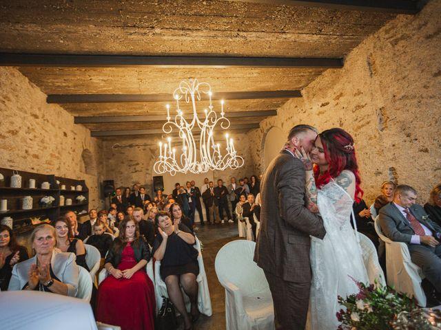 Il matrimonio di Gregory e Nadine a Luino, Varese 69
