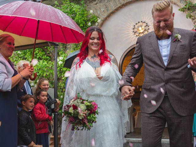 Il matrimonio di Gregory e Nadine a Luino, Varese 73