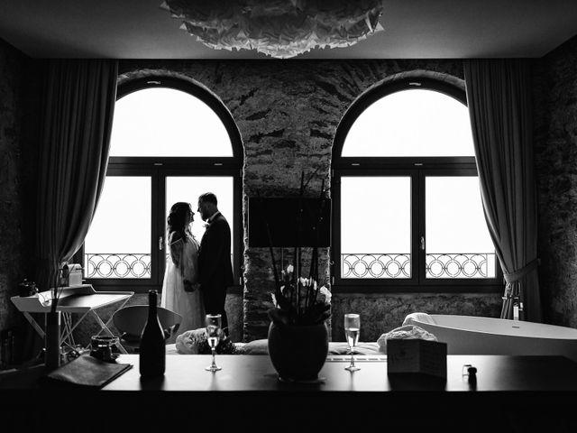 Il matrimonio di Gregory e Nadine a Luino, Varese 81