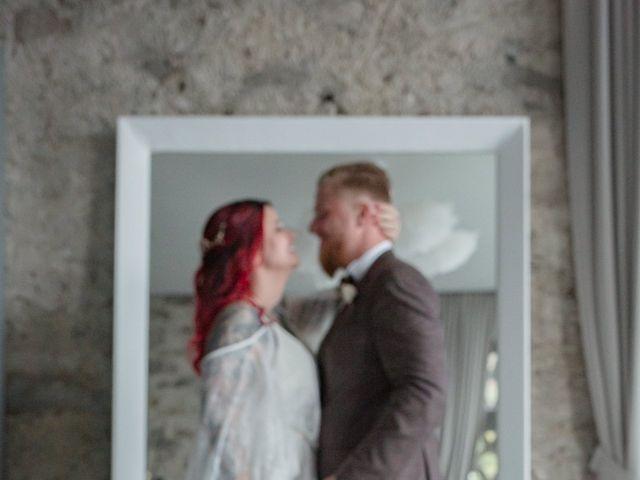 Il matrimonio di Gregory e Nadine a Luino, Varese 83