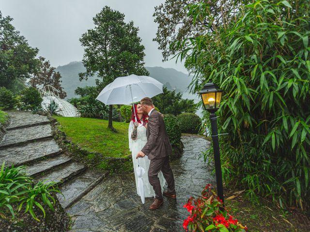 Il matrimonio di Gregory e Nadine a Luino, Varese 88