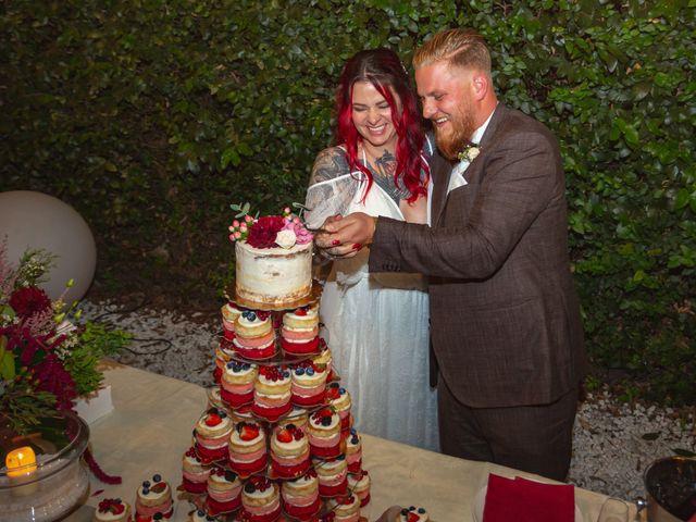 Il matrimonio di Gregory e Nadine a Luino, Varese 105
