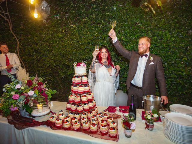 Il matrimonio di Gregory e Nadine a Luino, Varese 107