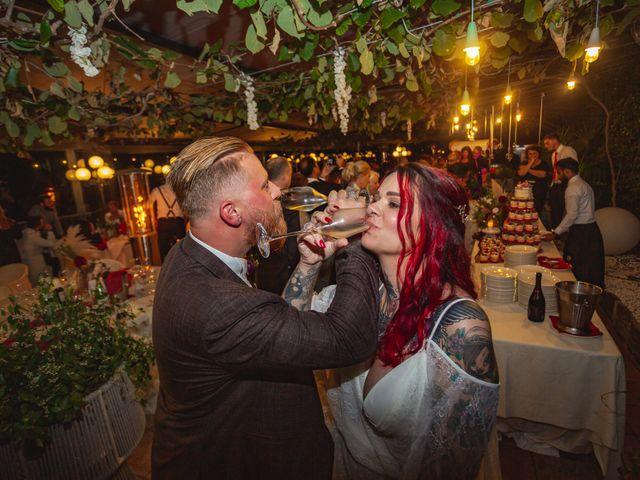 Il matrimonio di Gregory e Nadine a Luino, Varese 108