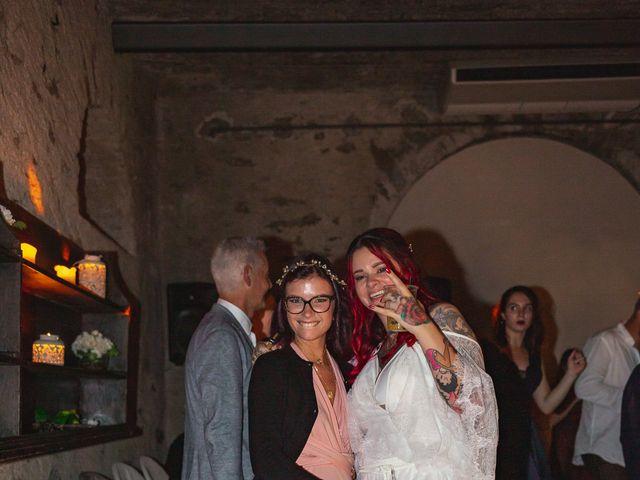 Il matrimonio di Gregory e Nadine a Luino, Varese 120