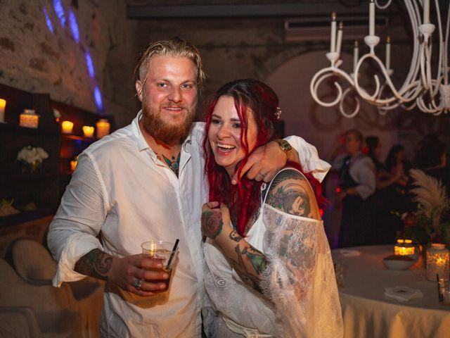 Il matrimonio di Gregory e Nadine a Luino, Varese 122