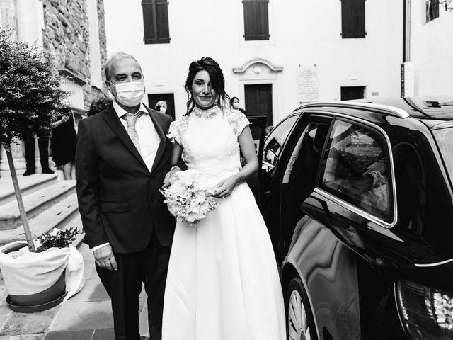 Il matrimonio di Chiara e Alessandro a Manzano, Udine 27