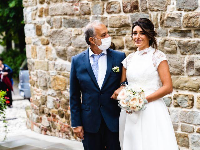 Il matrimonio di Chiara e Alessandro a Manzano, Udine 32