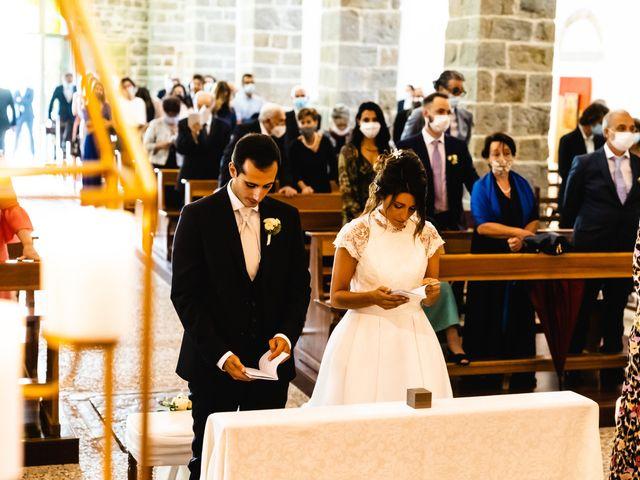 Il matrimonio di Chiara e Alessandro a Manzano, Udine 67