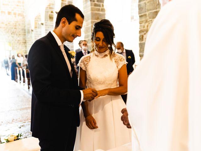 Il matrimonio di Chiara e Alessandro a Manzano, Udine 81