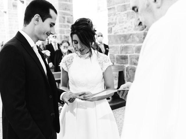 Il matrimonio di Chiara e Alessandro a Manzano, Udine 89