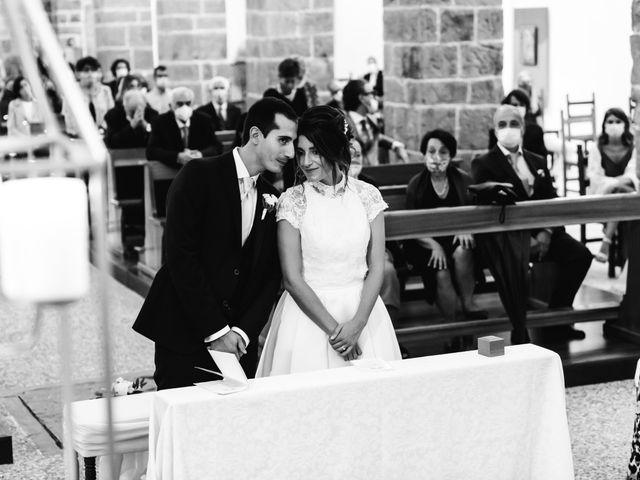 Il matrimonio di Chiara e Alessandro a Manzano, Udine 107