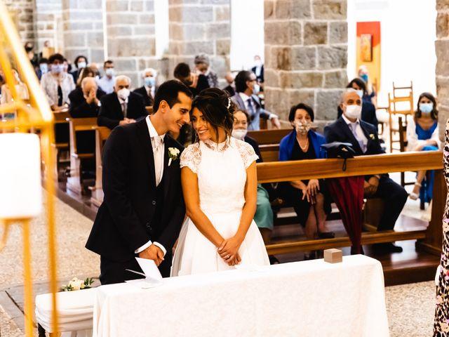 Il matrimonio di Chiara e Alessandro a Manzano, Udine 109