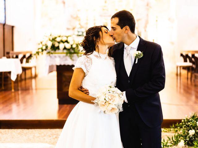 Il matrimonio di Chiara e Alessandro a Manzano, Udine 128