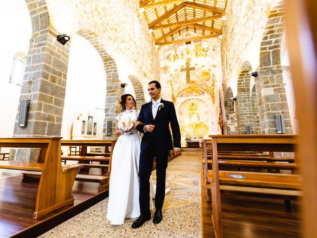 Il matrimonio di Chiara e Alessandro a Manzano, Udine 135