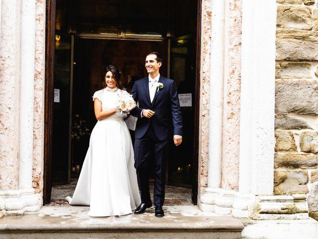 Il matrimonio di Chiara e Alessandro a Manzano, Udine 141