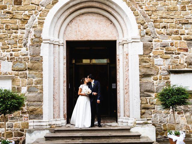 Il matrimonio di Chiara e Alessandro a Manzano, Udine 147