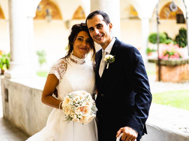 Il matrimonio di Chiara e Alessandro a Manzano, Udine 152