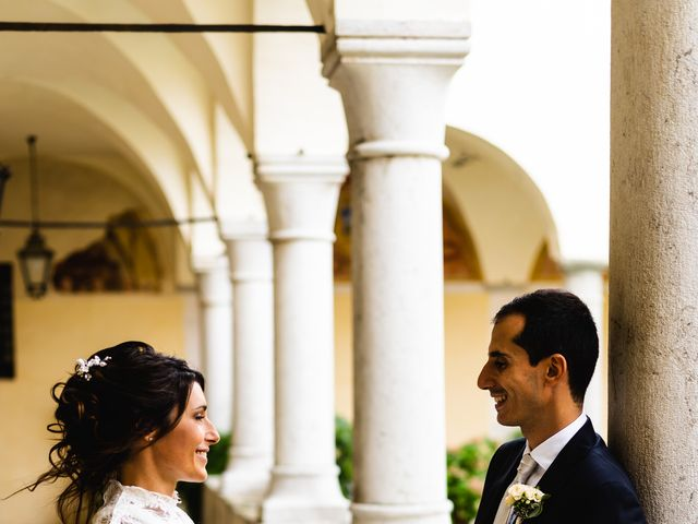 Il matrimonio di Chiara e Alessandro a Manzano, Udine 154