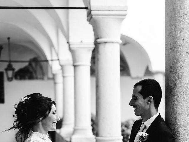 Il matrimonio di Chiara e Alessandro a Manzano, Udine 155
