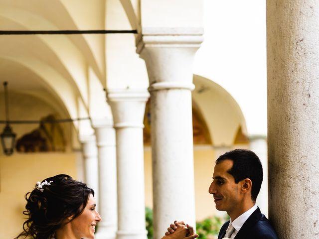Il matrimonio di Chiara e Alessandro a Manzano, Udine 156
