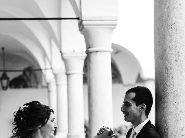 Il matrimonio di Chiara e Alessandro a Manzano, Udine 157