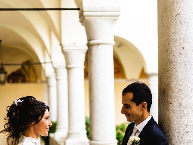 Il matrimonio di Chiara e Alessandro a Manzano, Udine 158