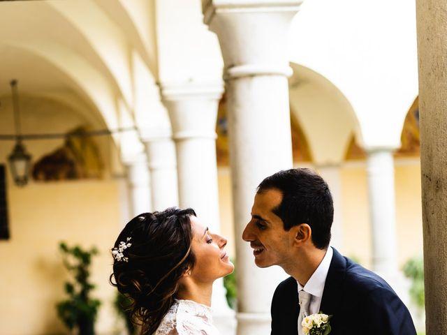 Il matrimonio di Chiara e Alessandro a Manzano, Udine 160