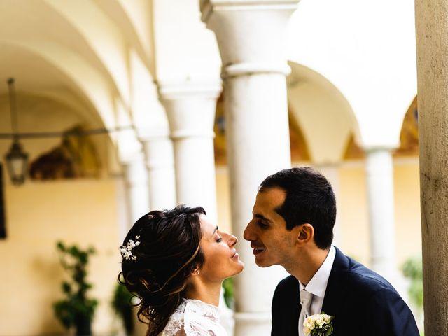Il matrimonio di Chiara e Alessandro a Manzano, Udine 161