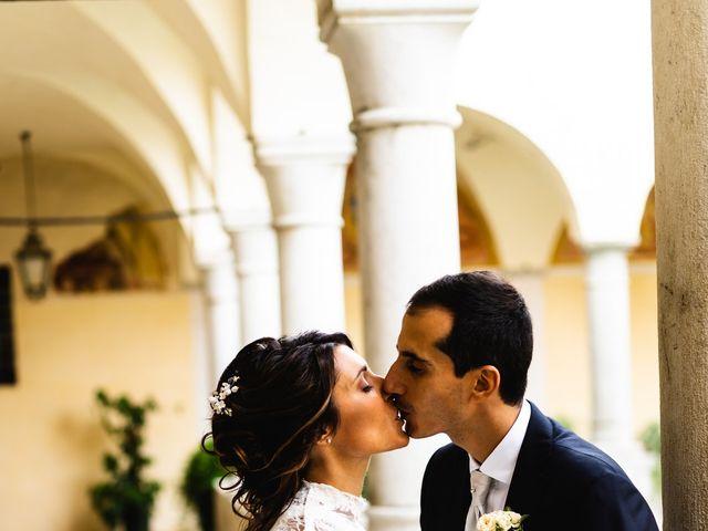 Il matrimonio di Chiara e Alessandro a Manzano, Udine 163