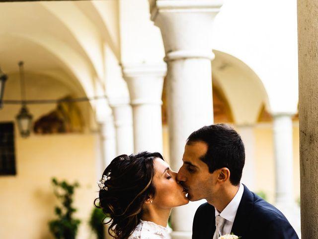 Il matrimonio di Chiara e Alessandro a Manzano, Udine 164