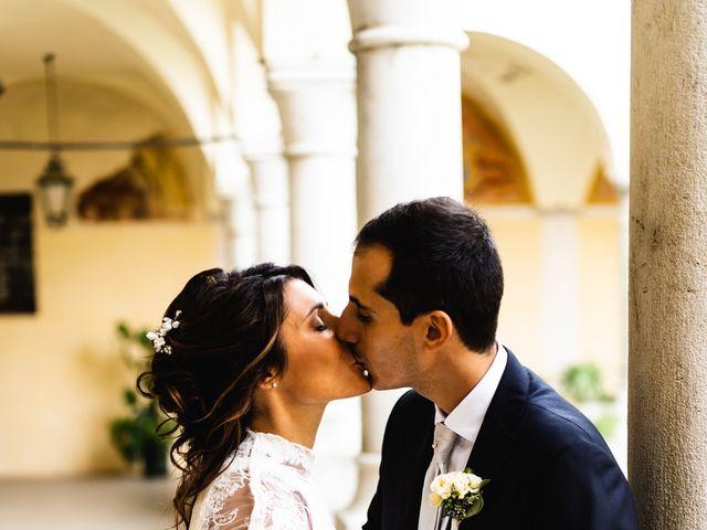 Il matrimonio di Chiara e Alessandro a Manzano, Udine 166