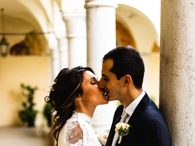 Il matrimonio di Chiara e Alessandro a Manzano, Udine 167