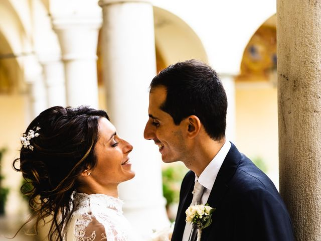 Il matrimonio di Chiara e Alessandro a Manzano, Udine 172