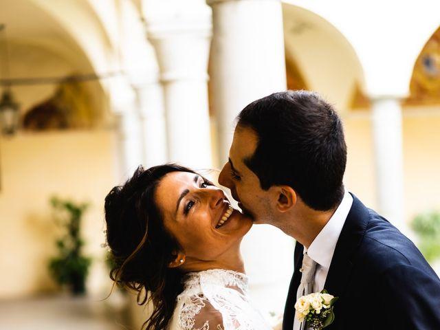 Il matrimonio di Chiara e Alessandro a Manzano, Udine 173