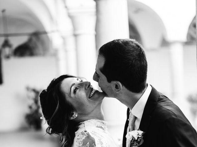 Il matrimonio di Chiara e Alessandro a Manzano, Udine 174