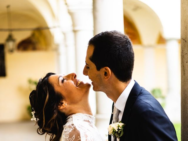 Il matrimonio di Chiara e Alessandro a Manzano, Udine 175