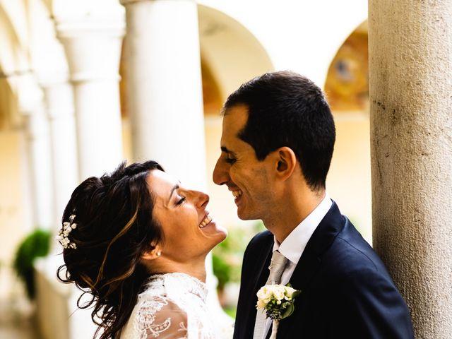 Il matrimonio di Chiara e Alessandro a Manzano, Udine 176