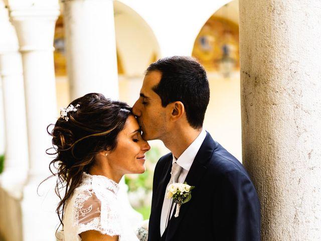 Il matrimonio di Chiara e Alessandro a Manzano, Udine 178
