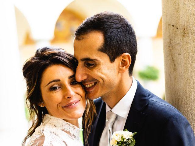 Il matrimonio di Chiara e Alessandro a Manzano, Udine 181