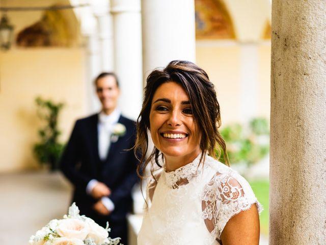 Il matrimonio di Chiara e Alessandro a Manzano, Udine 189