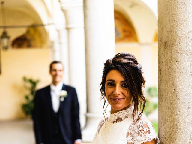 Il matrimonio di Chiara e Alessandro a Manzano, Udine 192