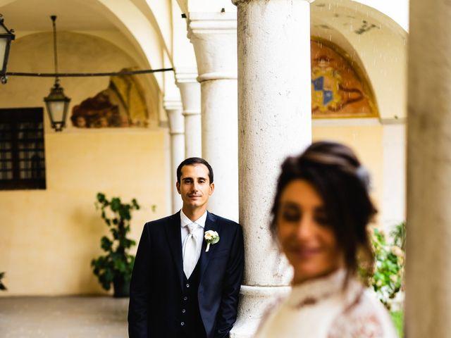 Il matrimonio di Chiara e Alessandro a Manzano, Udine 193