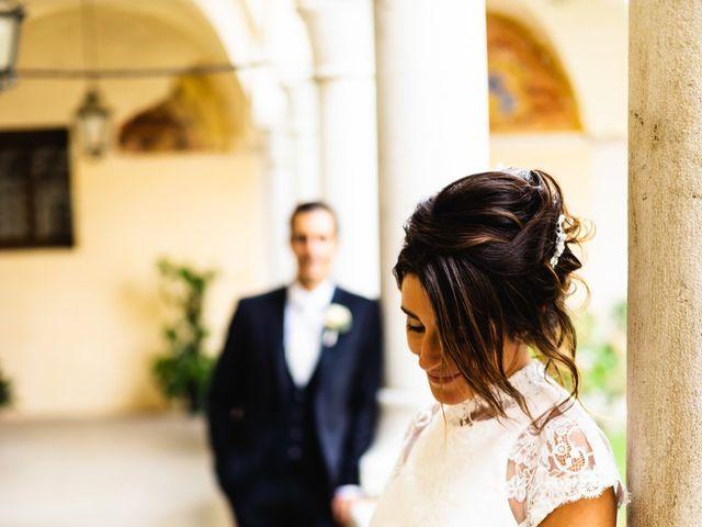 Il matrimonio di Chiara e Alessandro a Manzano, Udine 195