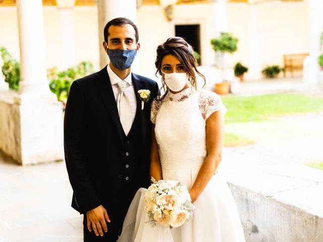 Il matrimonio di Chiara e Alessandro a Manzano, Udine 198